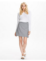 Madam Rage Stripe Skirt