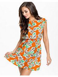 Madam Rage Floral Waist Dress
