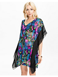 Ax Paris Draped Sleeve Dress