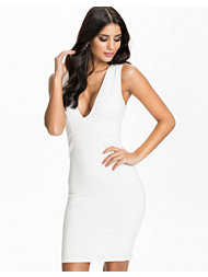 Oh My Love Cut Out Back Bodycon Dress