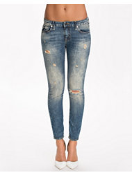 Denim & Supply Ralph Lauren Boyfriend Skinny Jeans