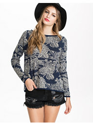 Denim & Supply Ralph Lauren Eliptical Hem Sweater
