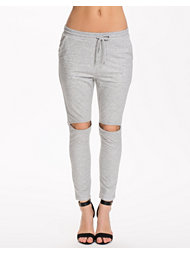Estradeur Cut Out Joggers