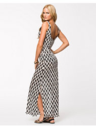 Estradeur Zig Zag Dress