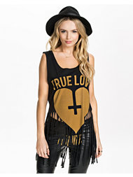 Catwalk88 Fringe True Love Long Tee