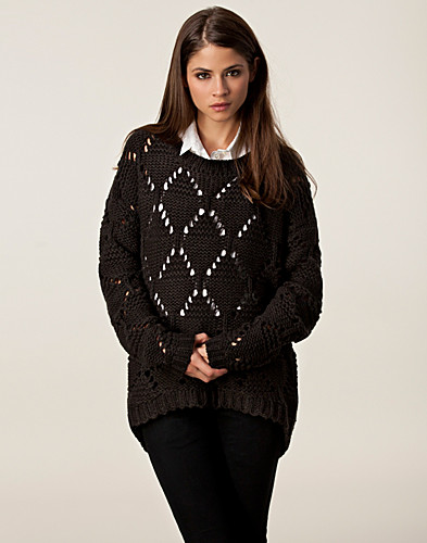 TRÖJOR - AMERICAN VINTAGE / BIG SKY COUNTRY SWEATER - NELLY.COM