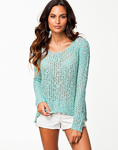 TRÖJOR - B.YOUNG / ABBIE SWEATER - NELLY.COM