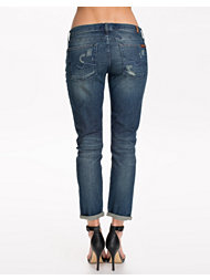 7 For All Mankind Josefina Tainted Jeans