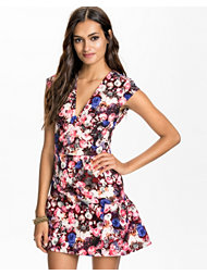 Ginger Fizz Floral Moment Dress