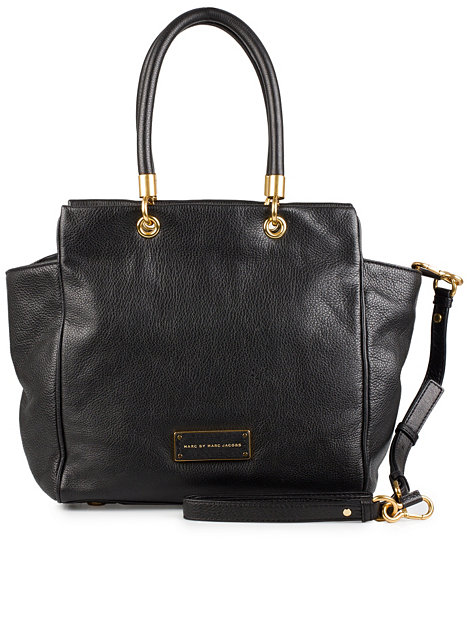 Marc Jacobs Väskor Tradera : Bentley marc by jacobs svart v?skor