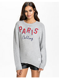 A Question Of Paris Calling Knitted