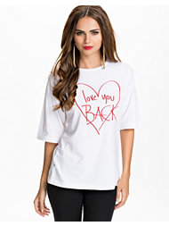 BACK Love U Back T-shirt