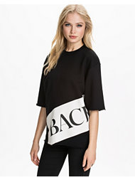 BACK Sweat Banner T-shirt