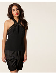 Jason Wu Beaded Halter Top