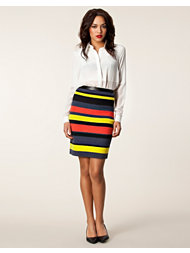 Jason Wu Knit Crochet Skirt