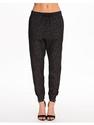 T By Alexander Wang Wool Blend Boucle Fleecettack Pants