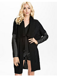 DKNY Open Front Cardigan