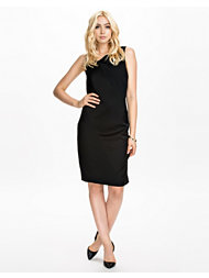 DKNY Sleeveless Asym Dress