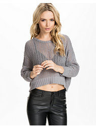 Catwalk88 Crop Sweater