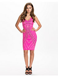 Lipsy Studded Bodycon Dress