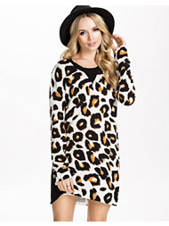 Somedays Lovin Jagger Leopard Dress