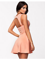 Oneness Keyhole Back Dress