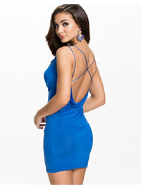 Festkjoler, Slip Strap Short Dress, Oneness - NELLY.COM