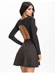 Oneness Long Sleeve Shape Dress