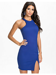 Oneness Thigh Split Bodycon