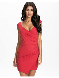 Oneness Wrap Bodycon Dress