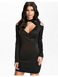 Oneness Wrap Bodice Bodycon