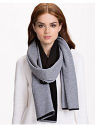 T By Alexander Wang Cash Wool Knit Scarf