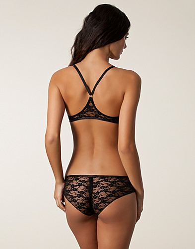 HELA SET - CHEAP MONDAY / LACE TOP MINI HIPSTER SET - NELLY.COM