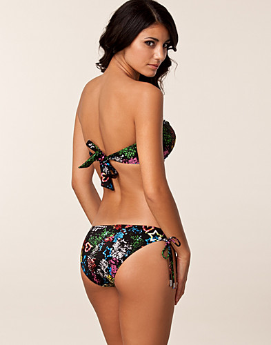 BIKINIER - WONDERLAND / ONLY HOPE PRINT BOTTOM - NELLY.COM