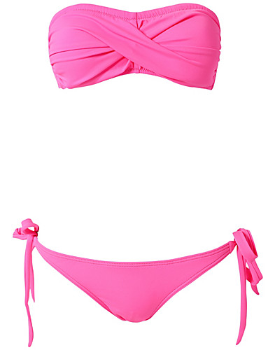 BIKINIS - WONDERLAND / THE INCEPTION BANDEAU SET - NELLY.COM