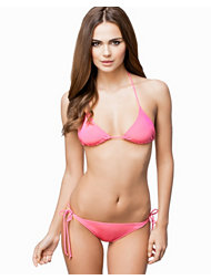 Cheap Monday Tie Triangle Bikini