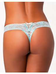 Wonderland Lacing Thong Panty