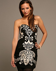 French Connection - Delicious Strapless Dress