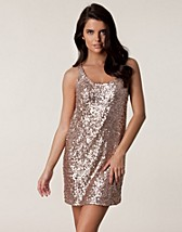 ICE CREAM SEQUIN DRESS
