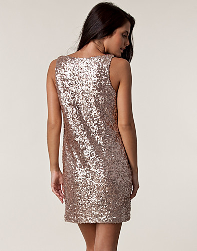 PARTY DRESSES - FRENCH CONNECTION / ICE CREAM SEQUIN DRESS - NELLY.COM