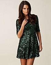 OZLEM SEQUIN DRESS