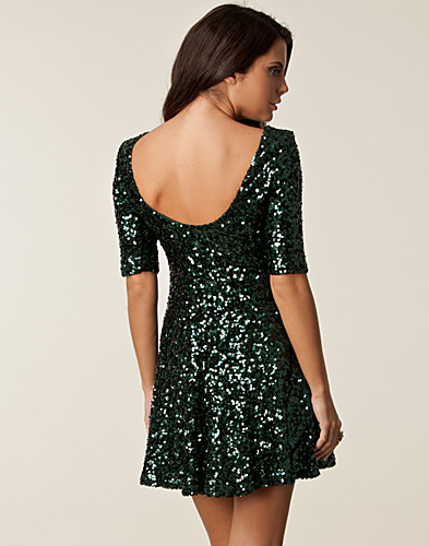 PARTY DRESSES - FRENCH CONNECTION / OZLEM SEQUIN DRESS - NELLY.COM