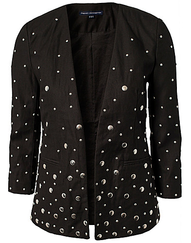 JACKETS AND COATS - FRENCH CONNECTION / LUNAR GLIMSE JACKET - NELLY.COM