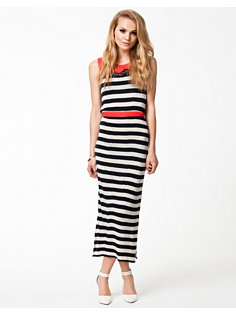 French Connection Lacey Lou Stripe Dress