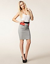 MANHATTAN BLOCK PENSKIRT
