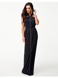French Connection Winter Crystal Maxi Dress
