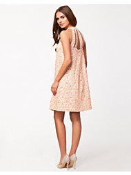 French Connection Sweet Mix Sequin Halterneck Dress