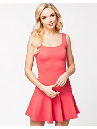 French Connection Natalia Ottoman Strappy Dress
