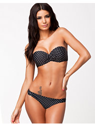 Wonderland Push-Up Bandeau Bikini
