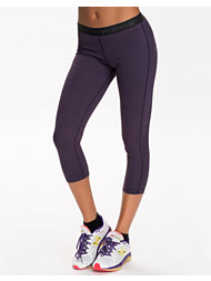 NLY SPORT Logo Capri Tights